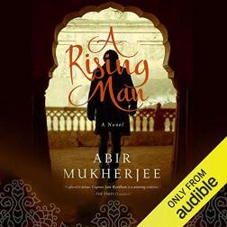 rising man by abir mukherjee audio