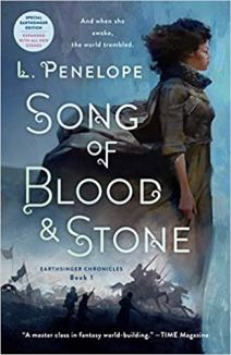 song of blood and stone by l penelope