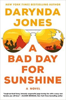 bad day for sunshine by darynda jones