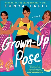 grown up pose by sonya lalli