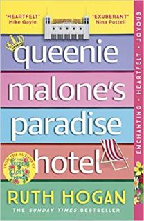 queenie malones paradise hotel by ruth hogan