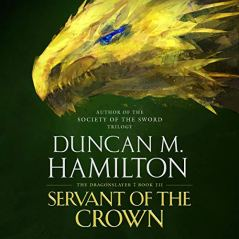 servant of the crown by duncan m hamilton audio
