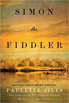 simon the fiddler by paulette jiles
