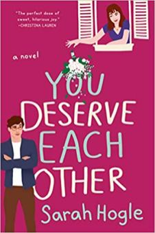 you deserve each other by sarah hogle