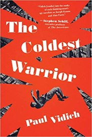 coldest warrior by paul vidich