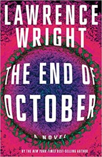end of october by lawrence wright