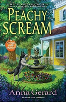 peachy scream by anna gerard