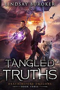 tangled truths by lindsay buroker