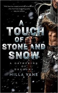 touch of stone and snow by milla vane