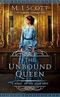 unbound queen by mj scott