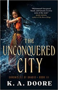 unconquered city by ka doore