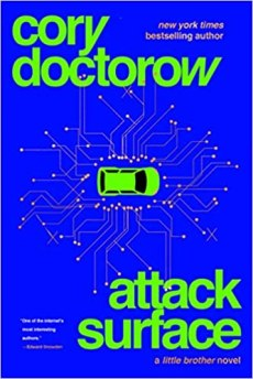 attack surface by cory doctorow
