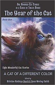 cat of a different color by kristine kathryn rusch