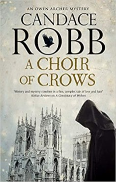 choir of crows by candace robb