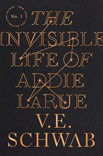 invisible life of addie larue by ve schwab