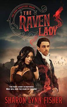 raven lady by sharon lynn fisher
