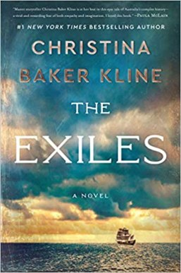 exiles by christina baker kline