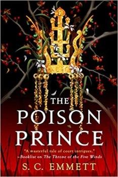 poison prince by sc emmett