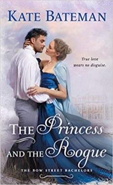 princess and the rogue by kate bateman