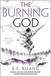 burning god by rj kuang