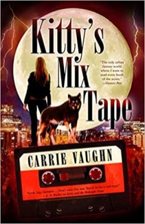 kittys mix tape by carrie vaughn