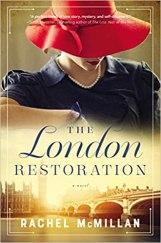 london restoration by rachel mcmillan