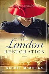 london restoration by rachel mcmillan