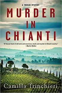 murder in chianti by camilla trinchieri