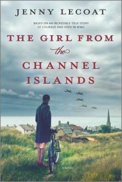 girl from the channel islands by jenny lecoat