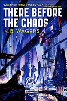 there before the chaos by kb wagers