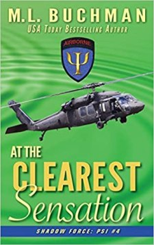 at the clearest sensation by ml buchman