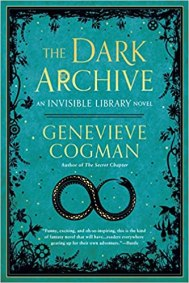 dark archive by genevieve cogman
