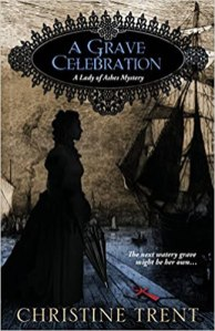 grave celebration by christine trent