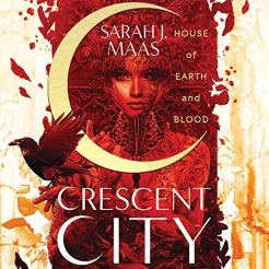 house of earth and blood by sarah j maas audio