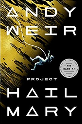 project hail mary by andy weir