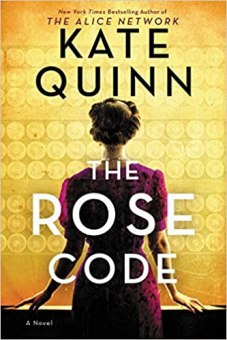 rose code by kate quinn