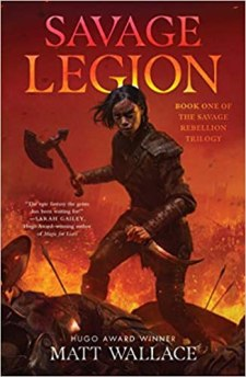 savage legion by matt wallace