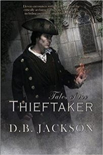tales of the thieftaker by db jackson
