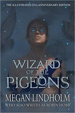 wizard of the pigeons by megan lindholm