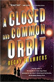 closed and common orbit by becky chambers