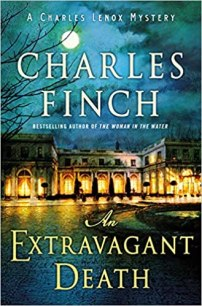 extravagant death by charles finch