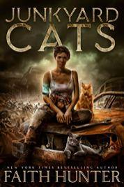 junkyard cats by faith hunter