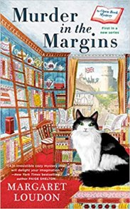 murder in the margins by margaret loudon