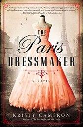 paris dressmaker by kristy cambron