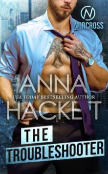 troubleshooter by anna hackett