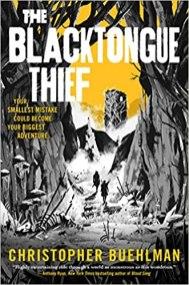 blacktongue thief by christopher buehlman