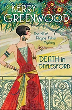death in daylesford by kerry greenwood