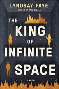 king of infinite space by lyndsay faye