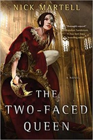 two faced queen by nick martell