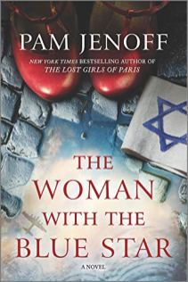 woman with the blue star by pam jenoff